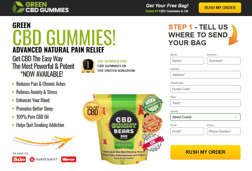 Russell Brand CBD Gummies